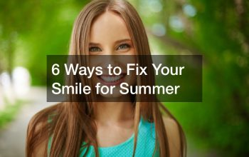 how to fix your crooked smile